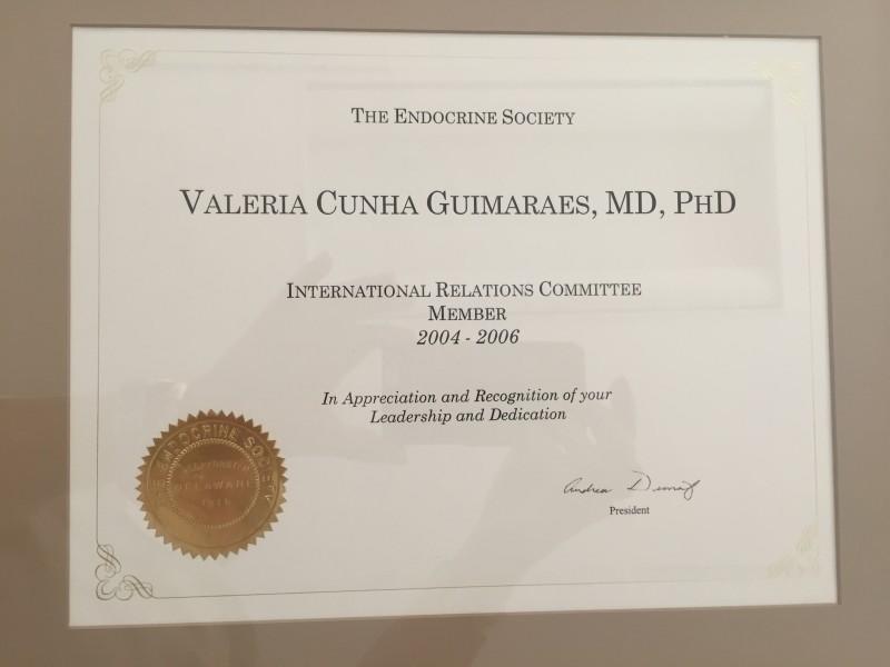 Dra  Valéria Guimarães - Endocrinologista - Brasília-DF